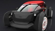 Bu otomobil 3D yazıcıyla üretildi