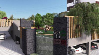 GO Mimarlık / GO Life Garden Projesi