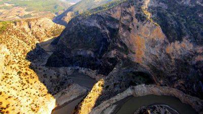 Kale Incegiz Kanyonu