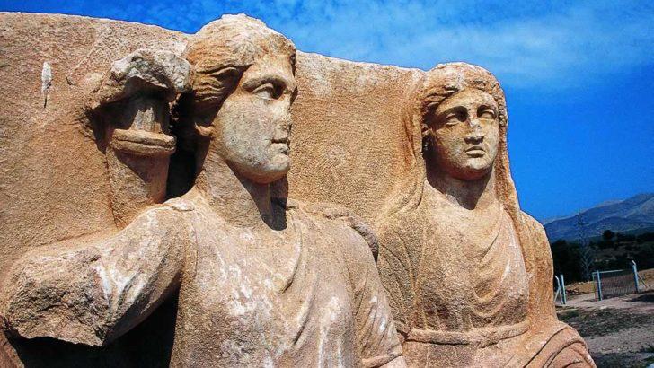 Heraklia Salbace Antik Kenti