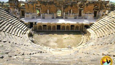 Hierapolis – Pamukkale