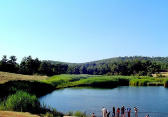Yukarı Dağdere (Saklıgöl) Gölü