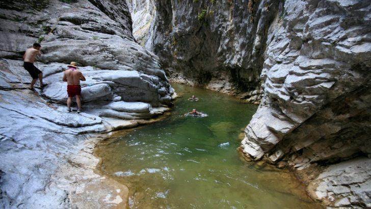 Tokalı Kanyonu Çivril