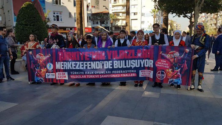 THOF Yıldızlar Türkiye Şampiyonası sona erdi