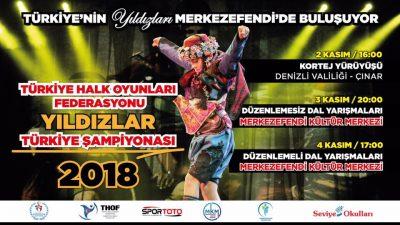 THOF Yıldızlar Türkiye Şampiyonası