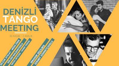 Denizli 'nin İlk Tango Festivali Başlıyor