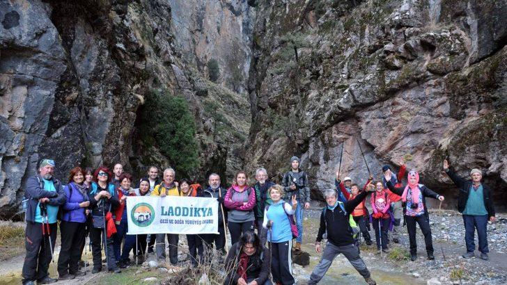 Gireniz Havzası'nın En Görkemli Kanyonu: Olukbaşı Kanyonu