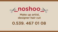_noshoo_make up artist, designer hair cut