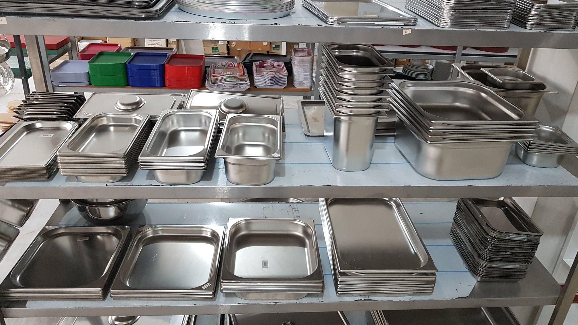 acero endüstriyel mutfak ekipmanları