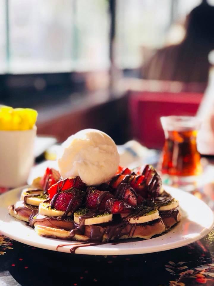 Waffle'cı Akın – Denizli Şubesi