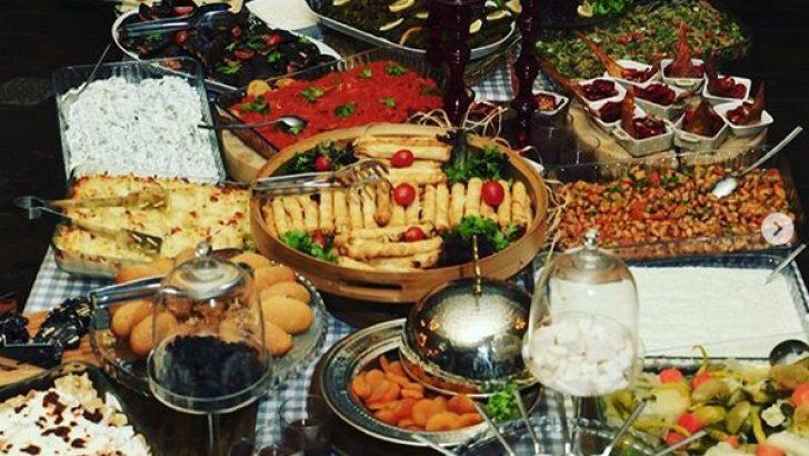 Denizli'de iftar yapabileceğiniz mekanlar!