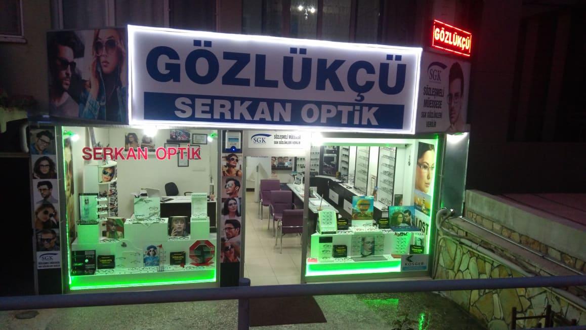 SERKAN OPTİK
