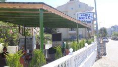 Marmaris Barış Motel'de tatil keyfi