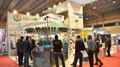 Avrasya Bölgesinin En Büyük Tekstil Makineleri ve Teknolojileri Fuarı Denizli'de Açılıyor…