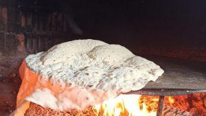 Odun Ateşinde Yufka
